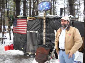 Christmas Miracle for Homeless in Keene New Hampshire