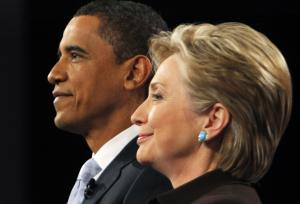 Will Hillary be Obama's running mate in 2012?